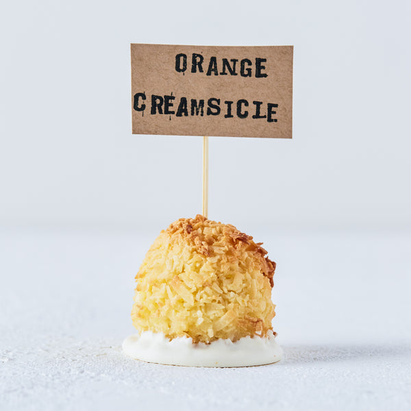 *NEW SEASONAL* Orange Creamsicle Roons