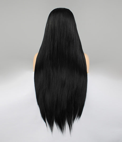 Black Swan Synthetic Lace Front Wig - Baskley