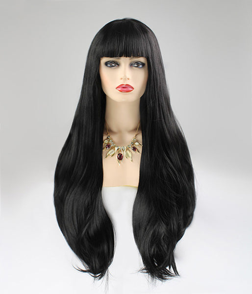 Elf Kiss Synthetic Lace Front Wig - Baskley