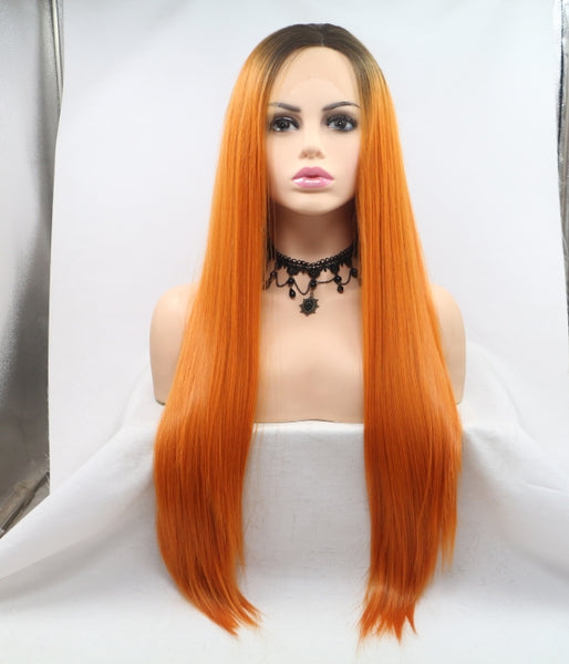 Phoenix Synthetic Lace Front Wig - Baskley