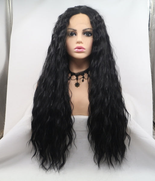 Mystical Synthetic Lace Front Wig - Baskley