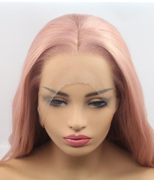 Bitter Sweet Synthetic Lace Front Wig - Baskley