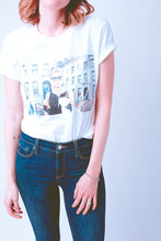 "The ""Breakfast At Tiffany's"" Tee"