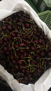Canadian cherries - sweet and juicy!
