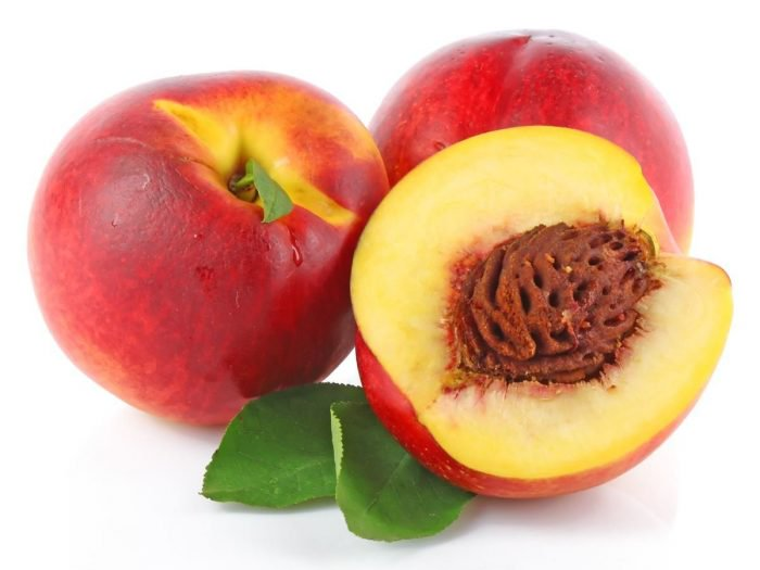 Health benefits of nectarines