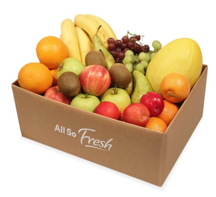 Help support less wastage and enjoy savings with the Saturday Fruit Box
