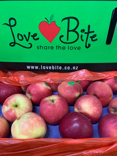 NZ Apple Rose Apple Jumbo 30-35pcs 9kg