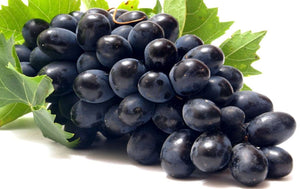 Grapes Air flown Black Seedless  8kg