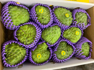 Australia Custard Apples 8-12pcs