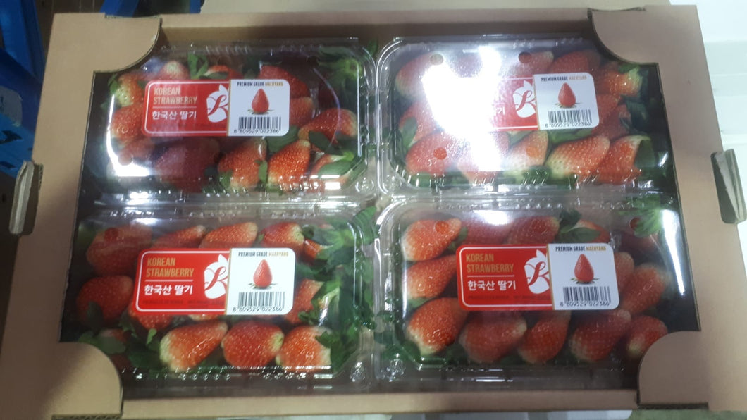 Korea Strawberry 4x330g