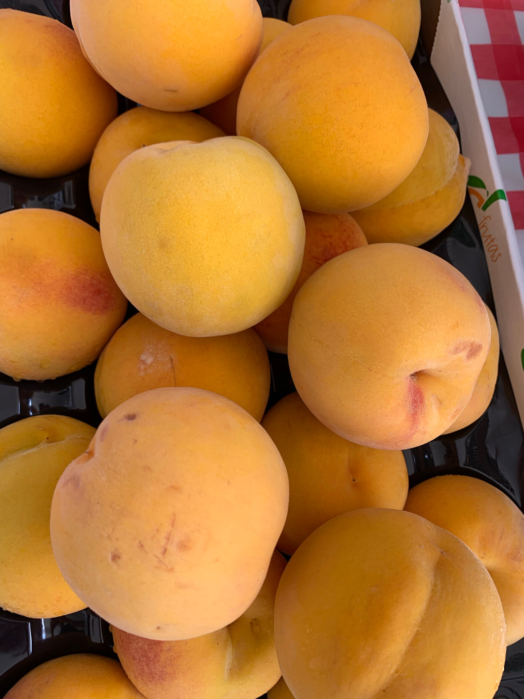 Spain golden peach approx 20pc 5kg