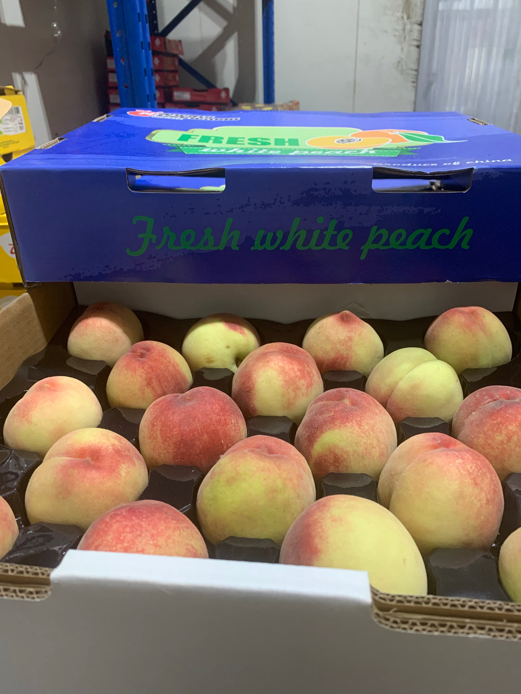 China peach approx 20pc 5kg