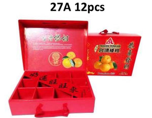 Premium Taiwan Ponkan Mandarin Orange 27A 12pc