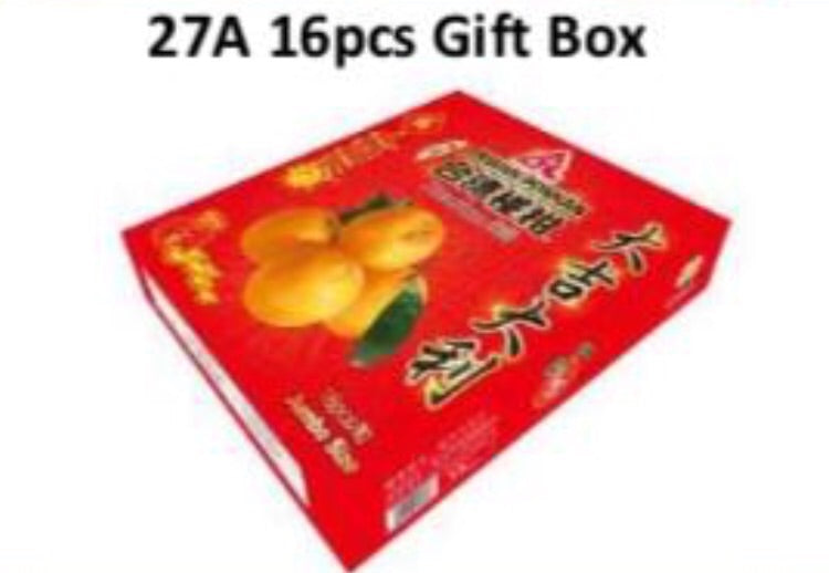 Jumbo pack Premium Taiwan Ponkan Mandarin Orange 27A 16pc
