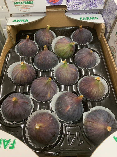 Black figs 1 tray loose