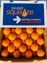 Australian Sweet Juicing oranges 100kg