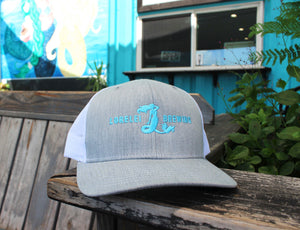 Lorelei Logo Hat