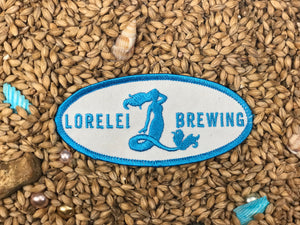 Lorelei Logo Patch