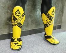 Sweat Muay Thai Shin Pads