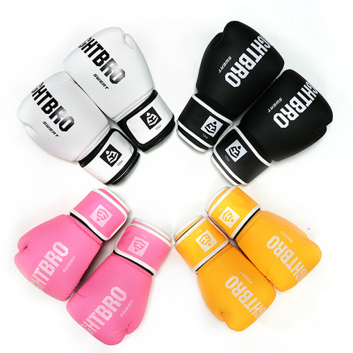 "FIGHTBRO ""Sweat"" Series PU Synthetic Breathable Glove"