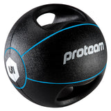 Proteam Double Grip Medicine Ball