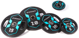 Proteam Commercial grade PU Weight Plates