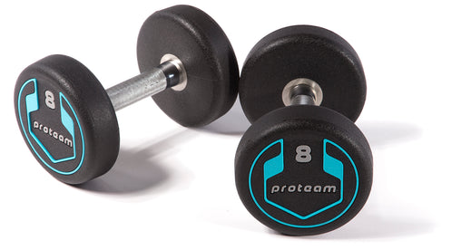 Proteam Commercial Grade PU Dumbbells (Set of 2)