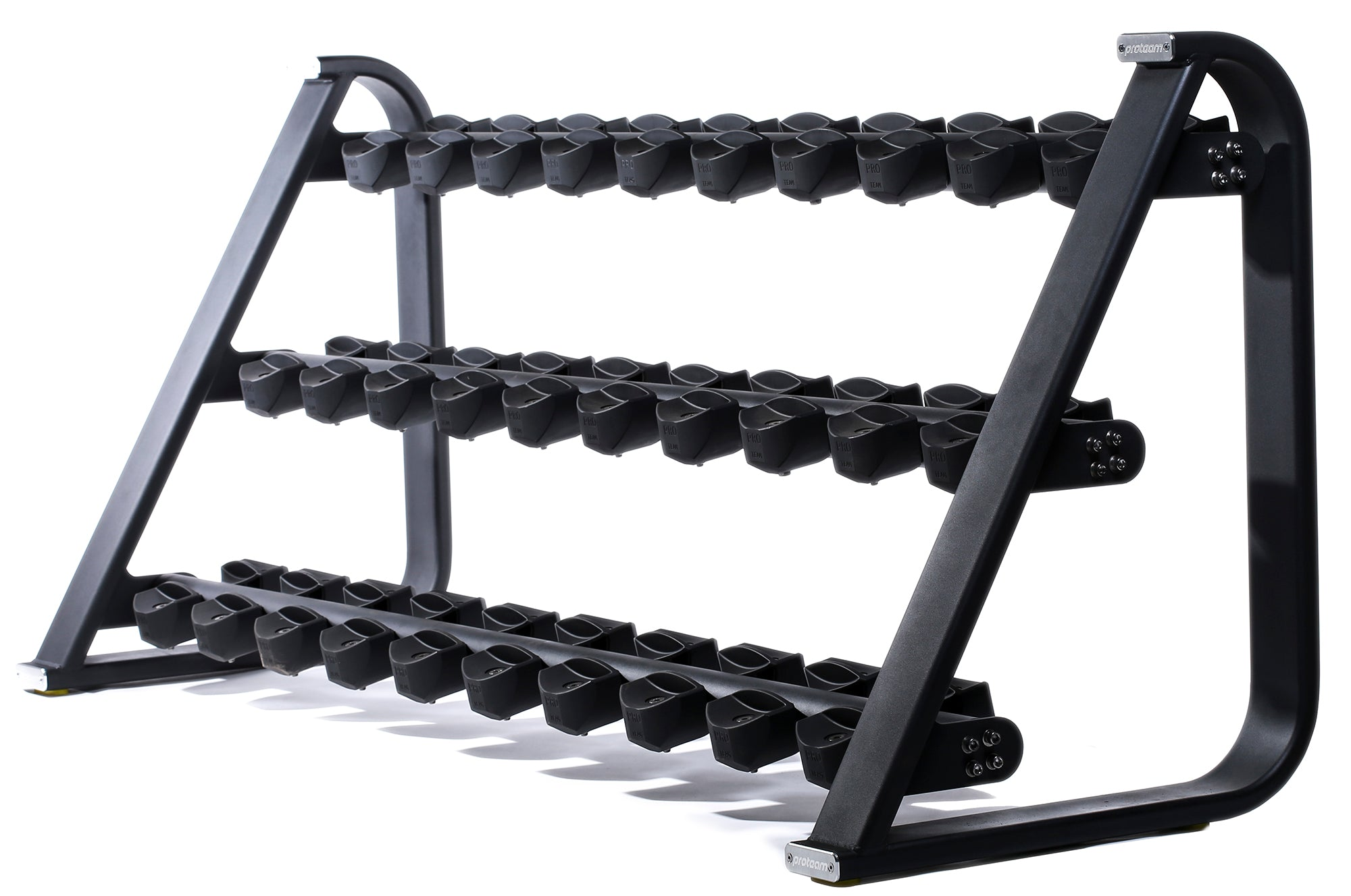 3 Level 15 Set Dumbbell Rack