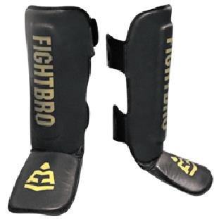 Leather Muay Thai Shin Pads
