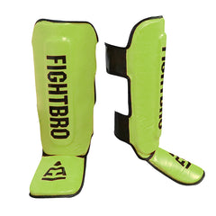 FIGHTBRO Leather Shinpads