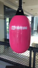 FIGHTBRO Large Water Punch Bag