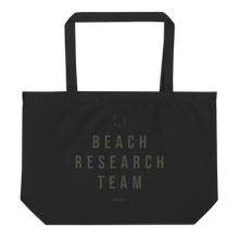 Load image into Gallery viewer, Beach Research Team (Organic Tote Bag)