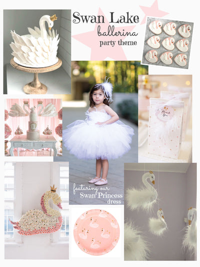 Swan Princess Party Theme