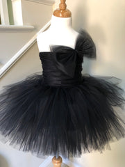 Little Darling Dress - Black