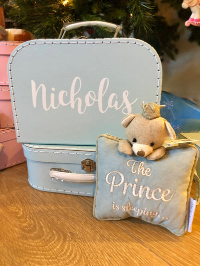 The Prince is Sleeping Baby Gift Box