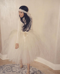 Adult Tutu Skirt - Short or Tea Length