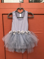 tutu playsuit