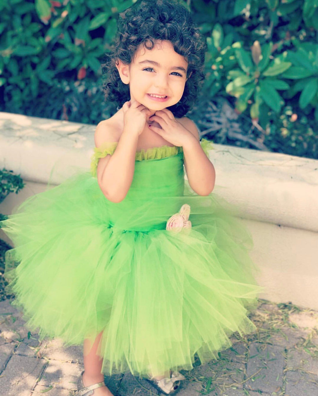 Fairy Tinkerbell Dress