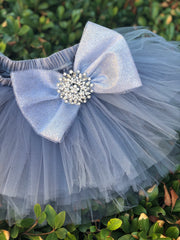 Tutu Étoile - Holiday Sparkle Tulle Tutu Skirt