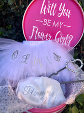 Flower Girl Proposal Gift Box