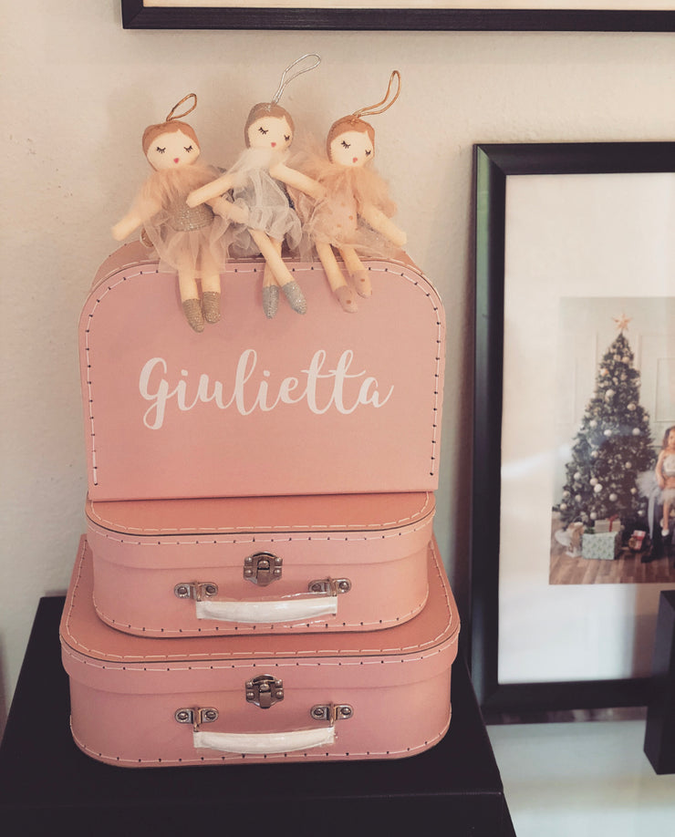 The Original Personalized Suitcase Box (25% off with code HAPPY21)