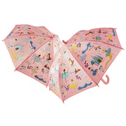Enchanted Color Changing Umbrella - Floss + Rock