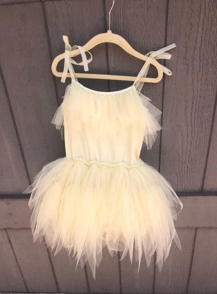 Flounce Dress