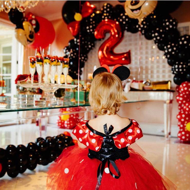 Classic Minnie Mouse Dress