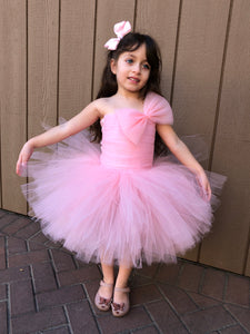 Little Darling Dress - Light Pink