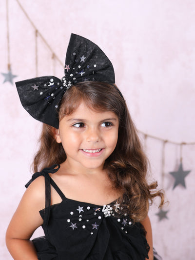 Stardust Headband - Black