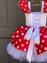 Sparkle Couture Minnie Mouse Dress