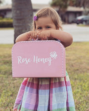 The Original Personalized Suitcase Box (25% off with code LOVE21)