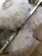 Personalized Tutu Skirt
