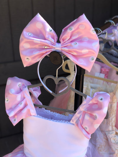 Sparkle Minnie Couture Headband